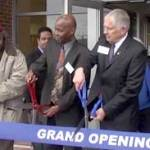 Ribbon Cutting of Peterson Health Center