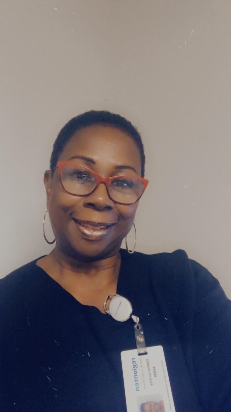 Region Ten Staff Profile: Cynthia Lockley
